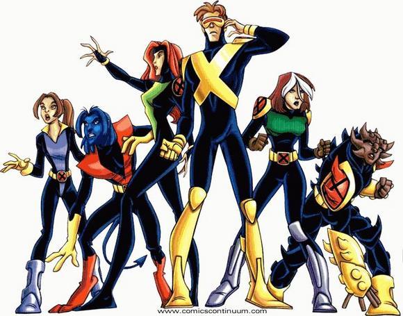 엑스맨: 에볼루션 (2004-2008)