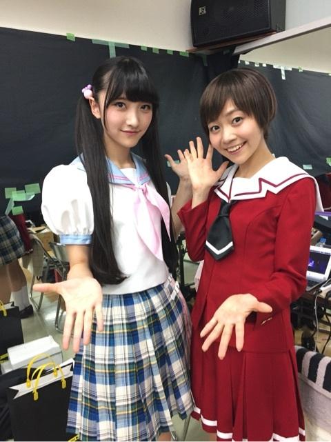 성우 야마자키 에리이 & 키도 이부키의 사진, 키도..
