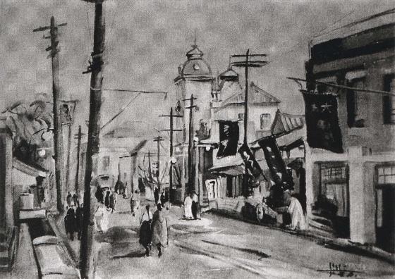 <세모가경(1931)>
