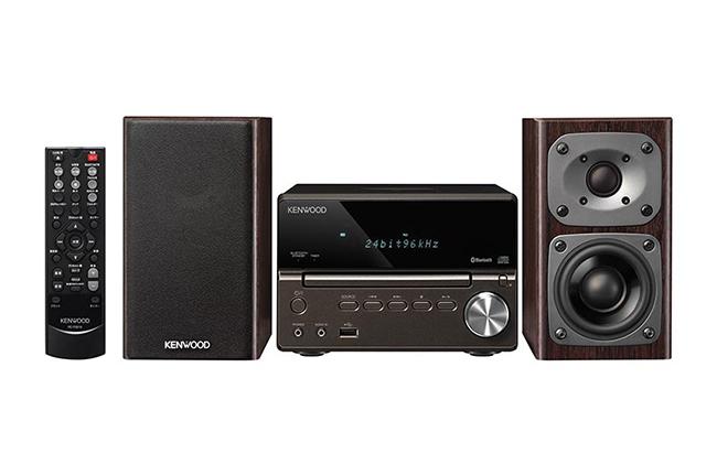 JVC Kenwood 에서 새로운 컴팩트 오디오 시스템..