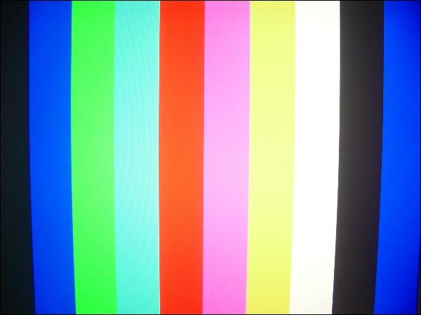 LCD 모니터 분해