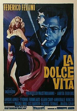 달콤한 인생 La Dolce Vita 1960