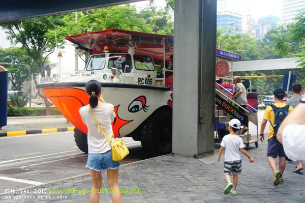 이번 휴가도 싱가폴 (8) - 덕투어, 선텍시티, ..