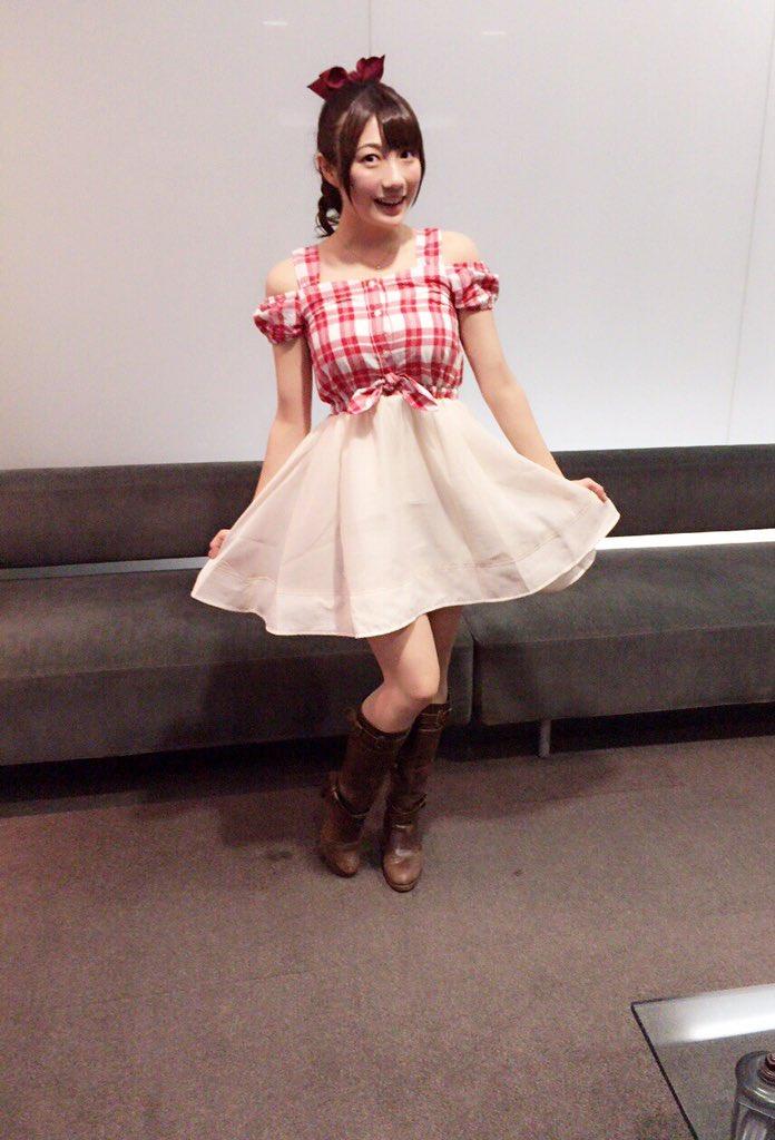 성우 이자와 미카코씨가 자신의 트위터에 올린 사진
