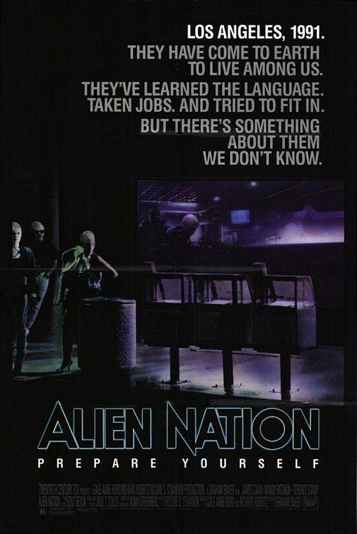 에이리언 네이션 / Alien Nation (1988년)