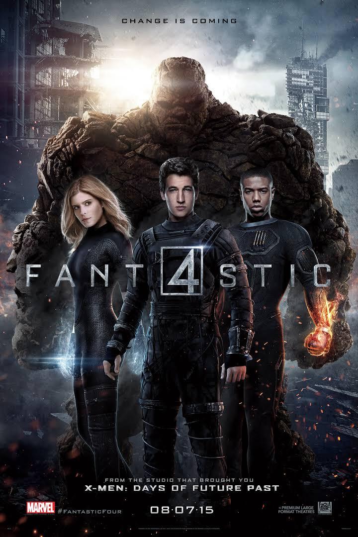 판타스틱 포(Fantastic Four, 2015)