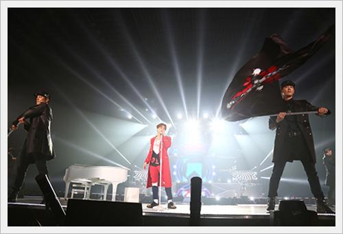 "Jun.K(From 2PM) 전국 투어 폐막! ""후회하지 .."