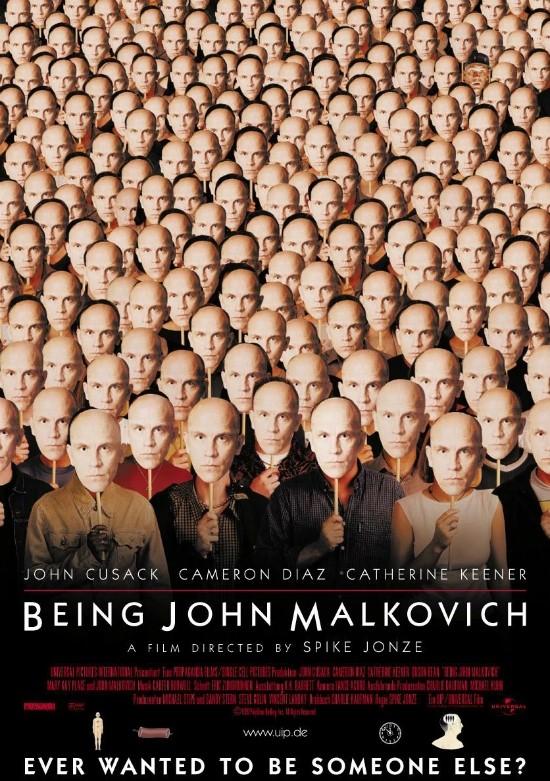 존 말코비치 되기 / Being John Malkovich (1999년)