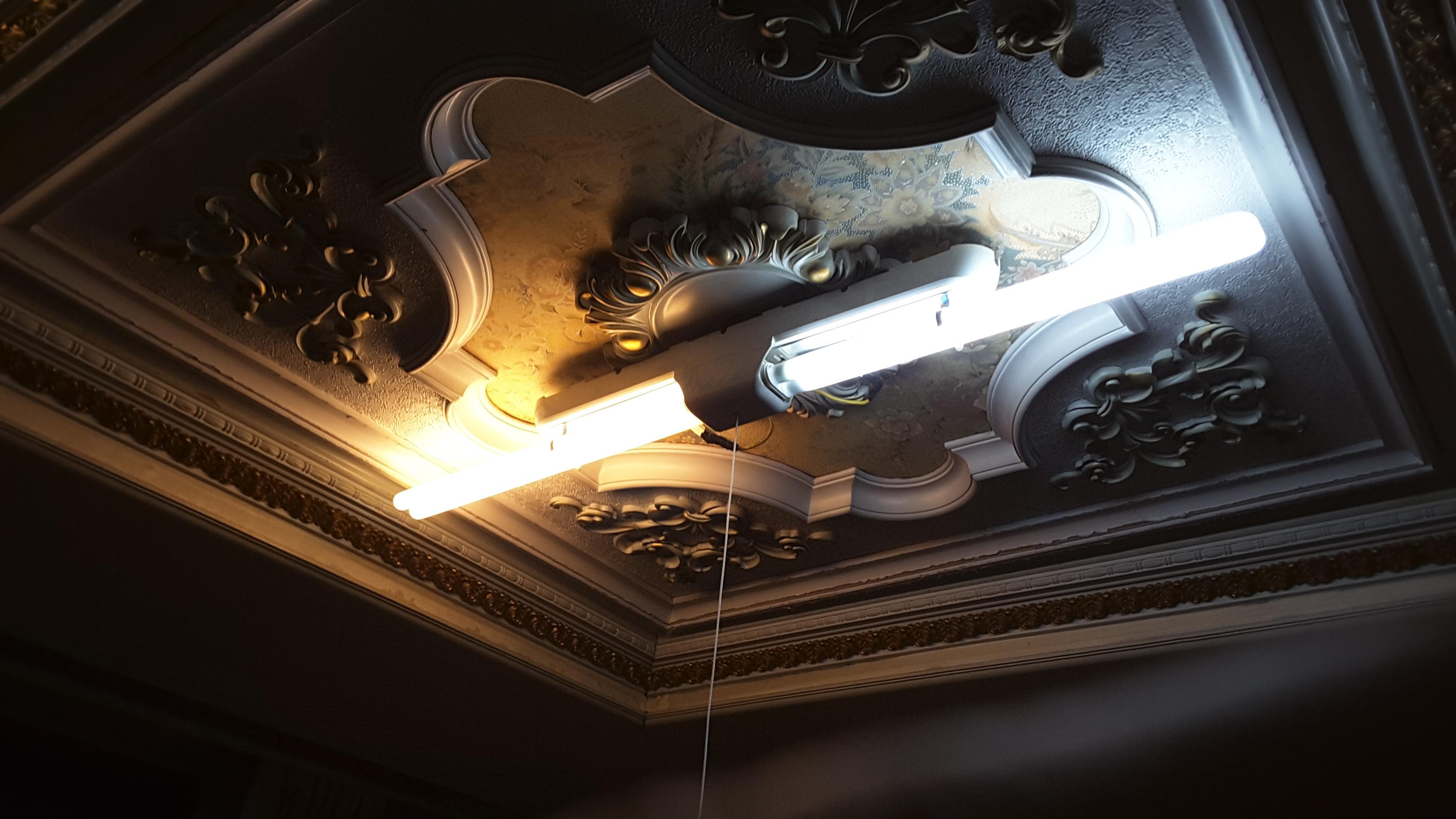 깨어난 포스 개봉 기념(1) - 광선검 형광등