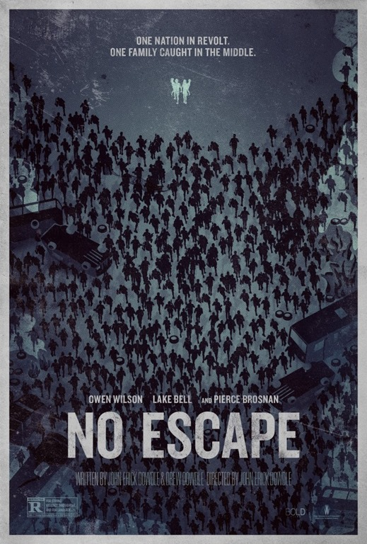 연초에 보는 영화-1, 이스케이프(Escape)