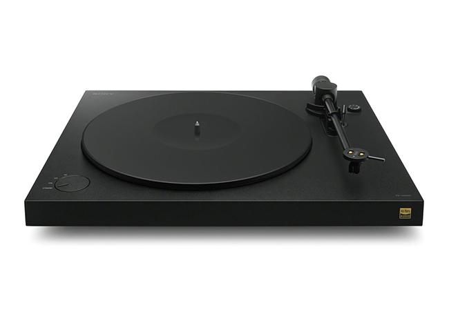 소니에서 DSD 녹음이 가능한 아날로그 턴테이블을..