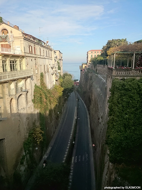 이탈리아 여행; 아말피 해안