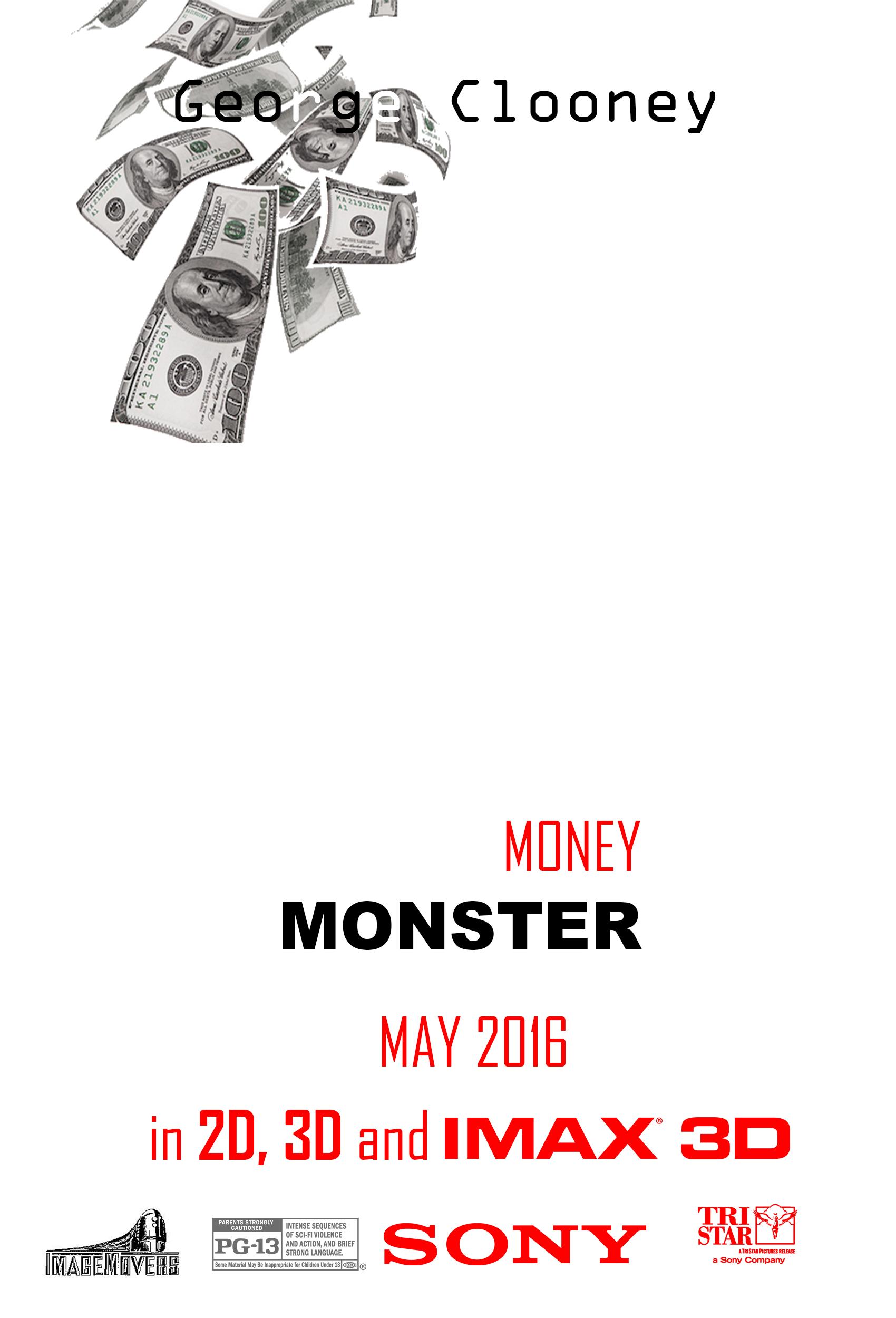 """조지 클루니 주연, """"Money Monster"""" 예고편입니다."""