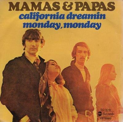 마마스 앤드 파파스(The Mamas & the Papas..