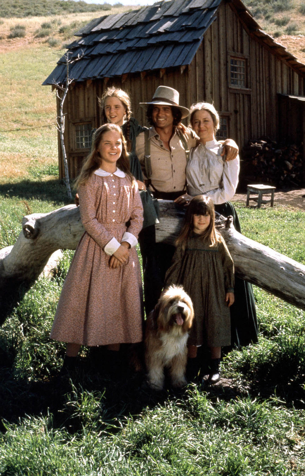 """미드 """"Little House on the Prairie""""이 영화로 리메.."""