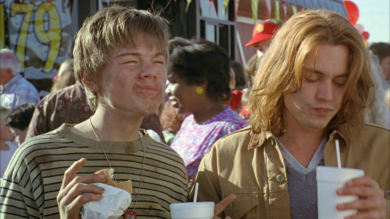 길버트 그레이프 (What's Eating Gilbert Grape,..