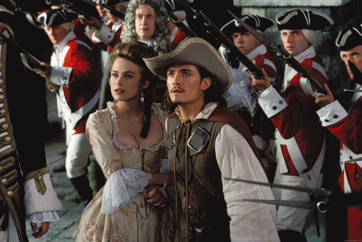 캐리비안의 해적 - 블랙 펄의 저주 (Pirates Of Th..