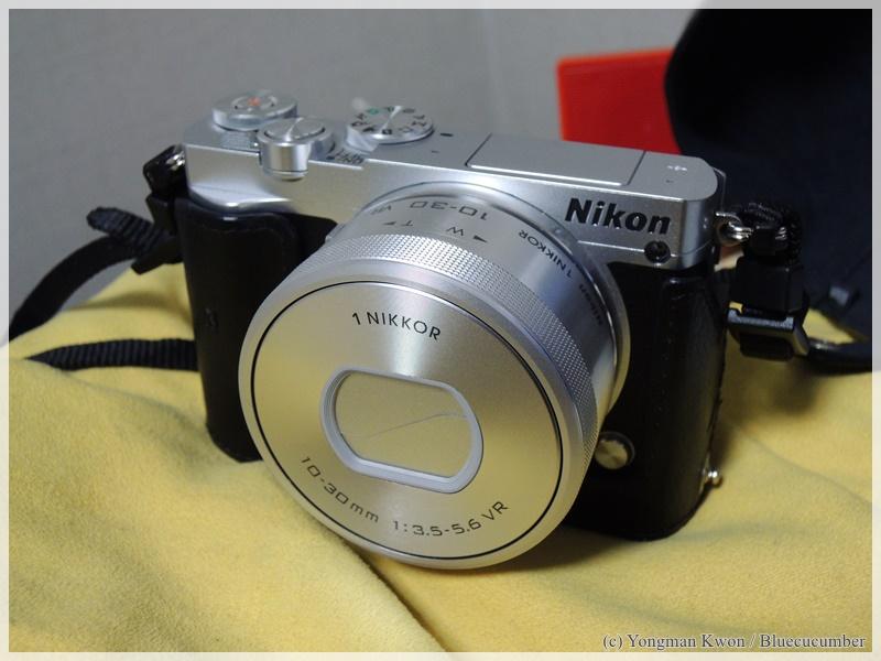본격지름 - 니콘1 J5 미러리스 카메라