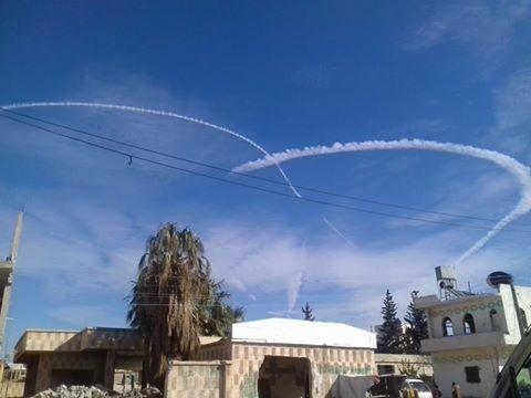 어제자 러시아 공군