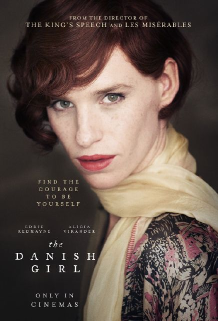 대니쉬 걸 (The Danish Girl, 2015)