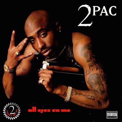 발매 20주년을 맞은 투팍(2Pac)의 [All Eyez on ..