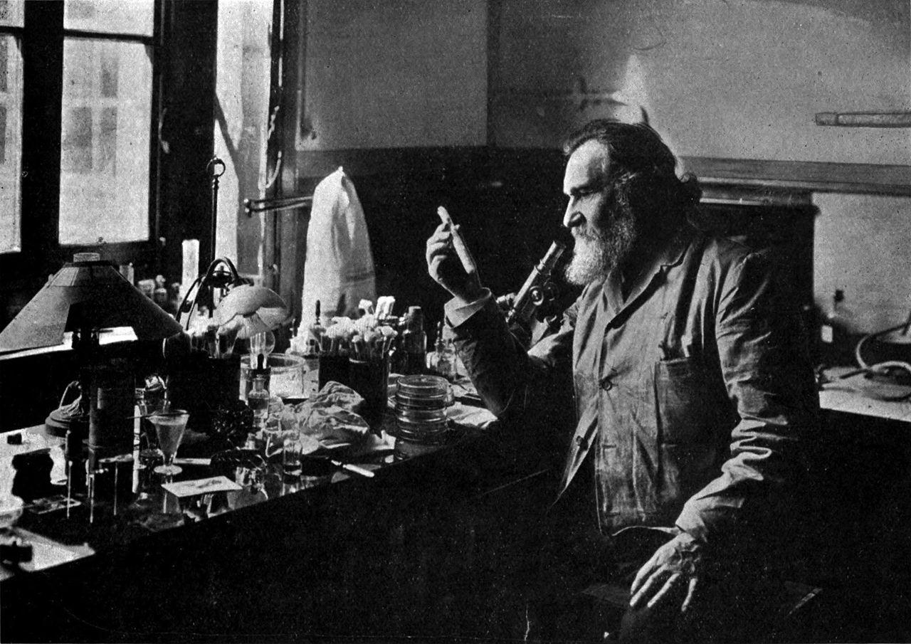 일리야 메치니코프(1845~1916)