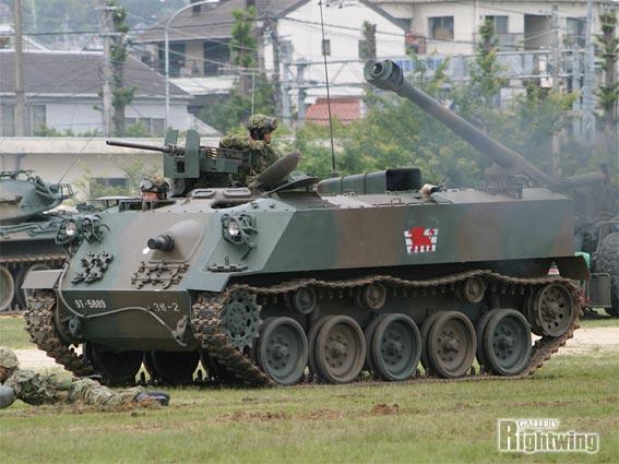 [일본 병력수송차량] 60식 장갑차