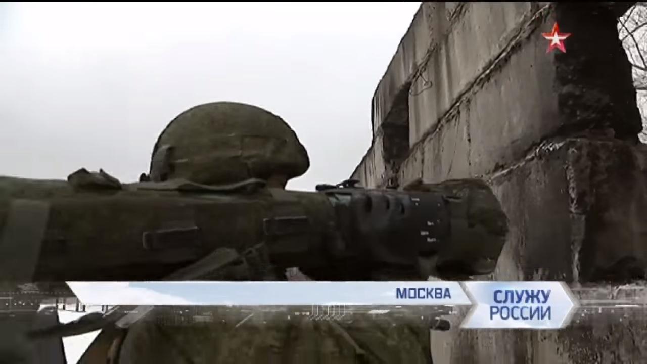 러시아 대전차 무기 하나 더 있나?