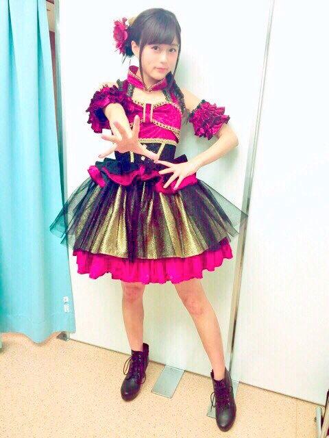 성우 미나세 이노리의 사진, 심포기어 라이브 2016에서