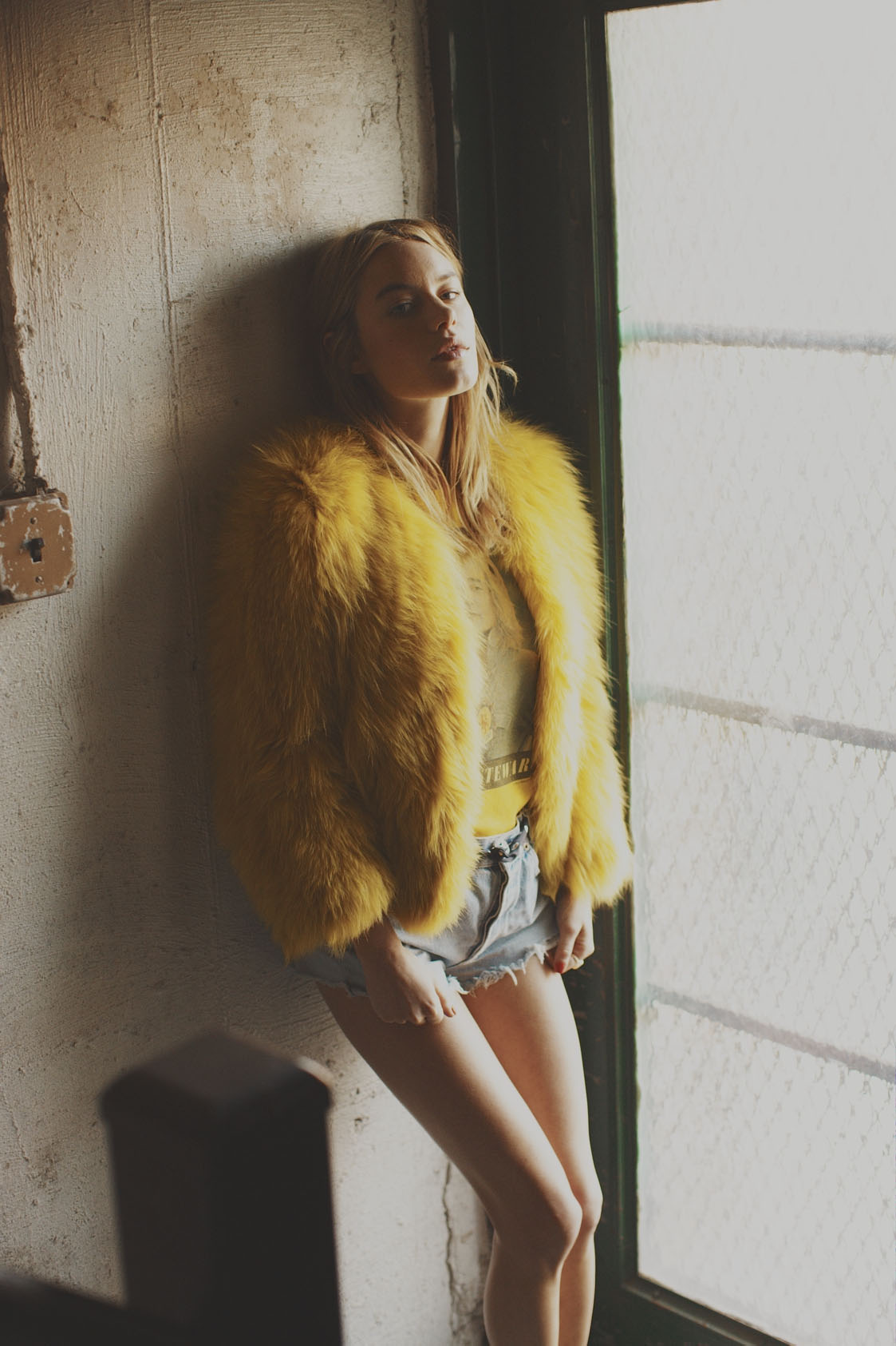 Camille Rowe - Photo by Guy Aroch (1)