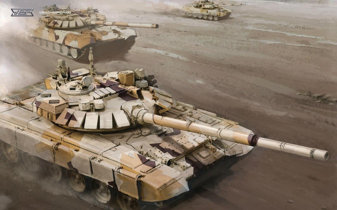 """계약서 - 154대의 T-72B3 """"장갑강화형""""은 2017년 12월 3.."""