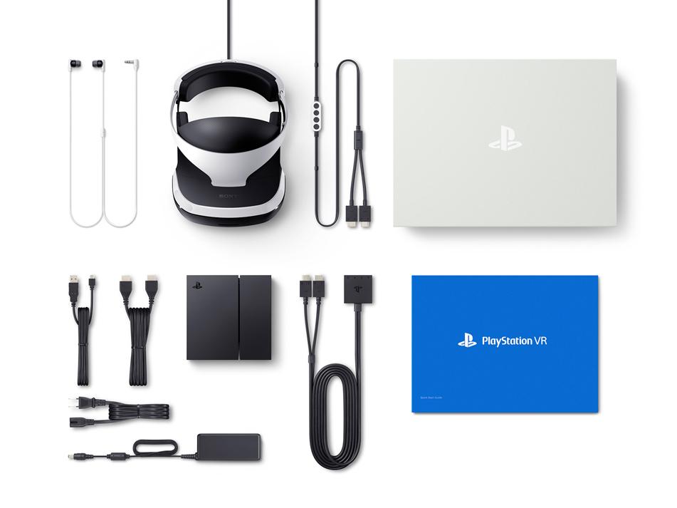 플레이스테이션 VR 가격 결정..399달러!!!