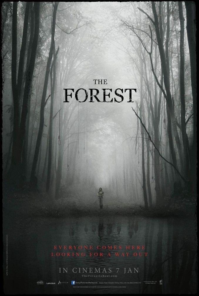 포레스트 : 죽음의 숲 예고편 영상