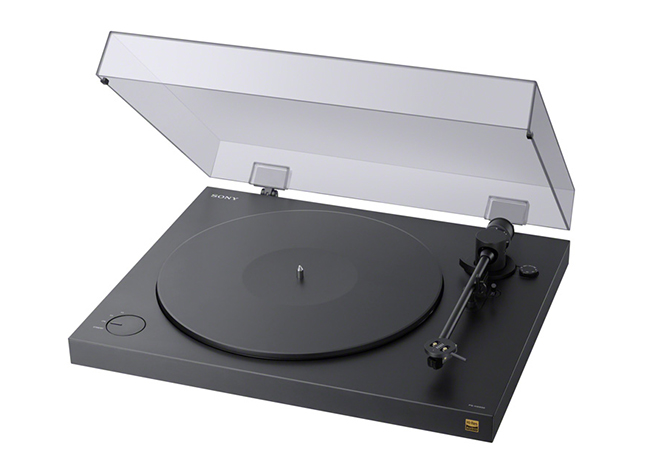 Sony에서 레코드판의 DSD, PCM 디지털 녹음 지..