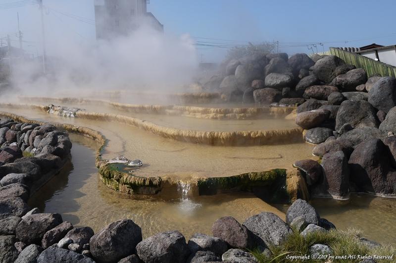 나가사키 온천여행 (4) 일본에서 제일 긴 족욕탕