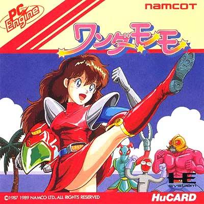 원더모모 (1987,1989, NAMCO)