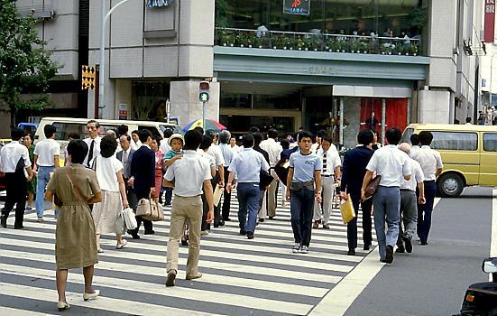 1980년대 도쿄사진