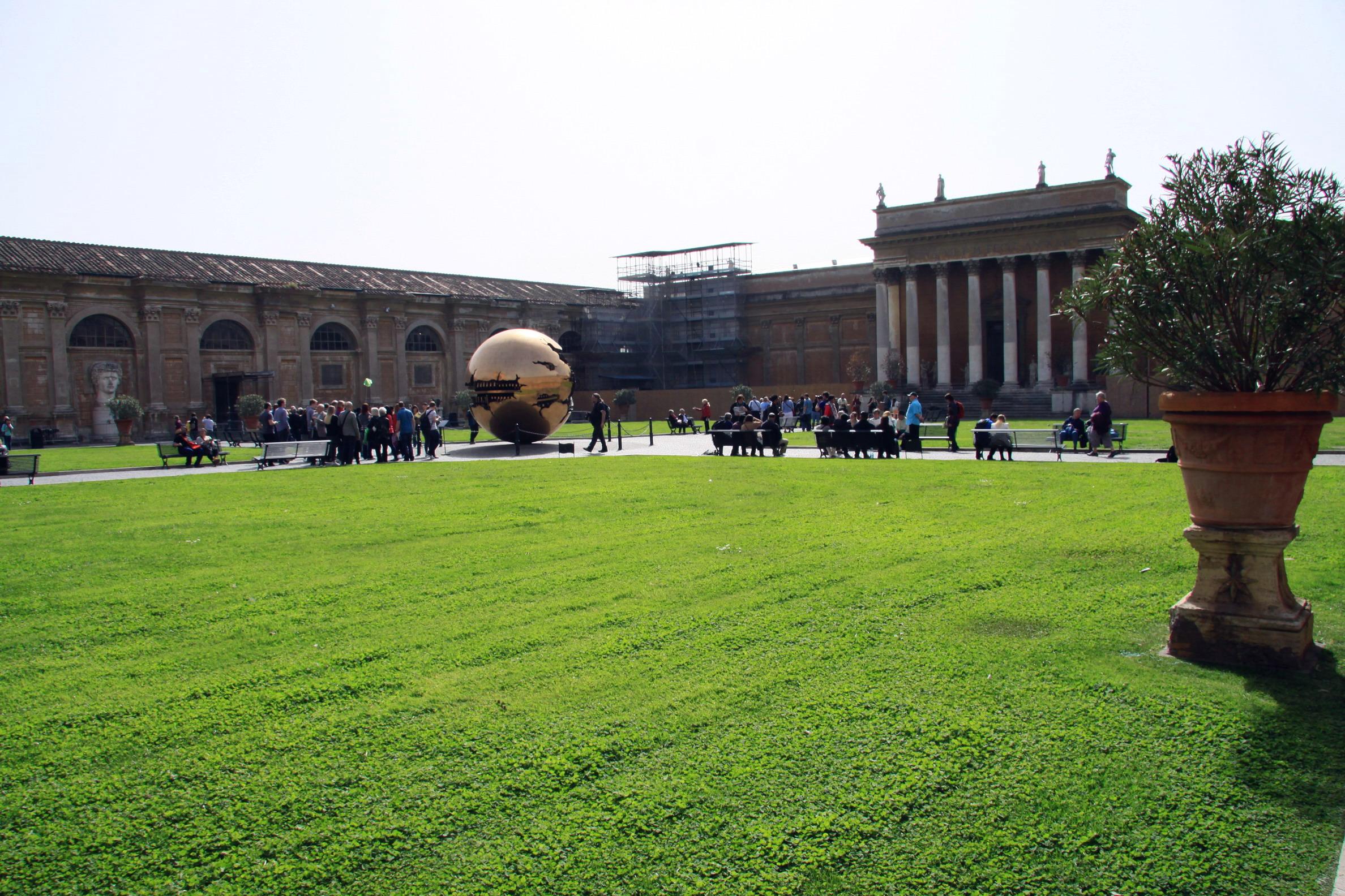 서유럽 6 개국 여행 (바티칸박물관-로마시편)