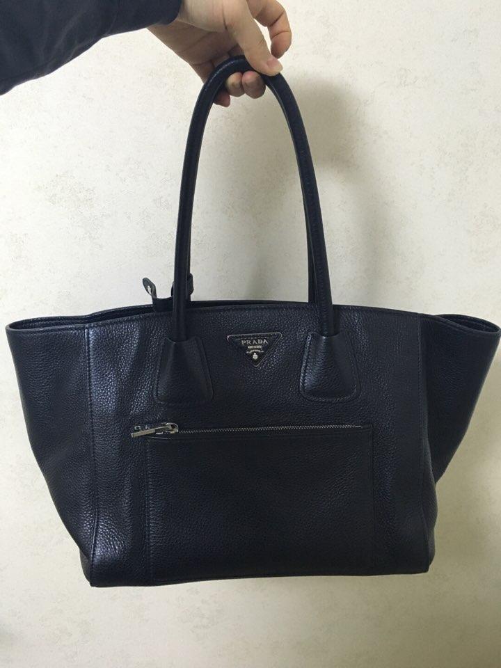 프라다 BN2795 블랙! -판매완료-