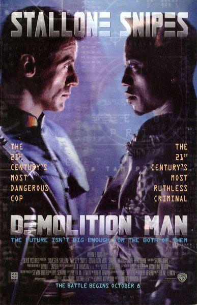 데몰리션 맨 (Demolition Man, 1993)