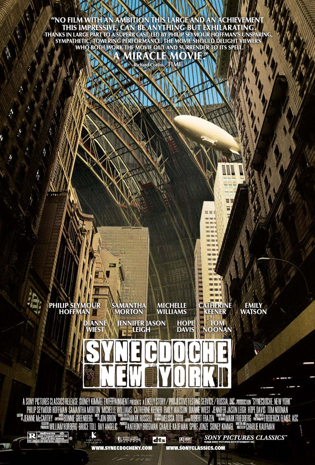 시네도키 뉴욕, Synecdoche New York, 2008