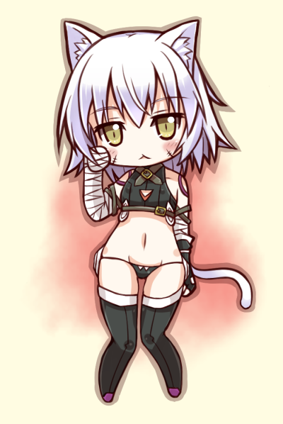 160413 - SD 네코미미 잭 (페그오)