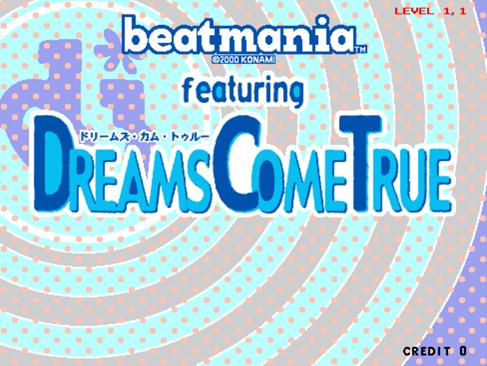[5키 비트매니아 정보] beatmania featuring D..