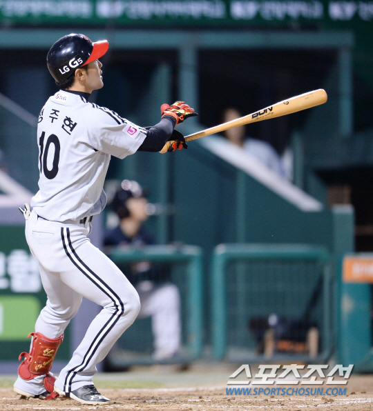 [관전평] 4월 15일 LG:한화 - '정주현 만루 홈런' ..