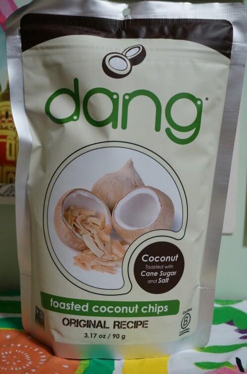 아이허브 코코넛칩 Iherb Dang Foods LLC, Toa..