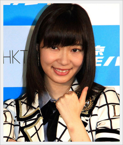 'HKT48' 사시하라 리노, 쿠마모토 지진 이재민에게..