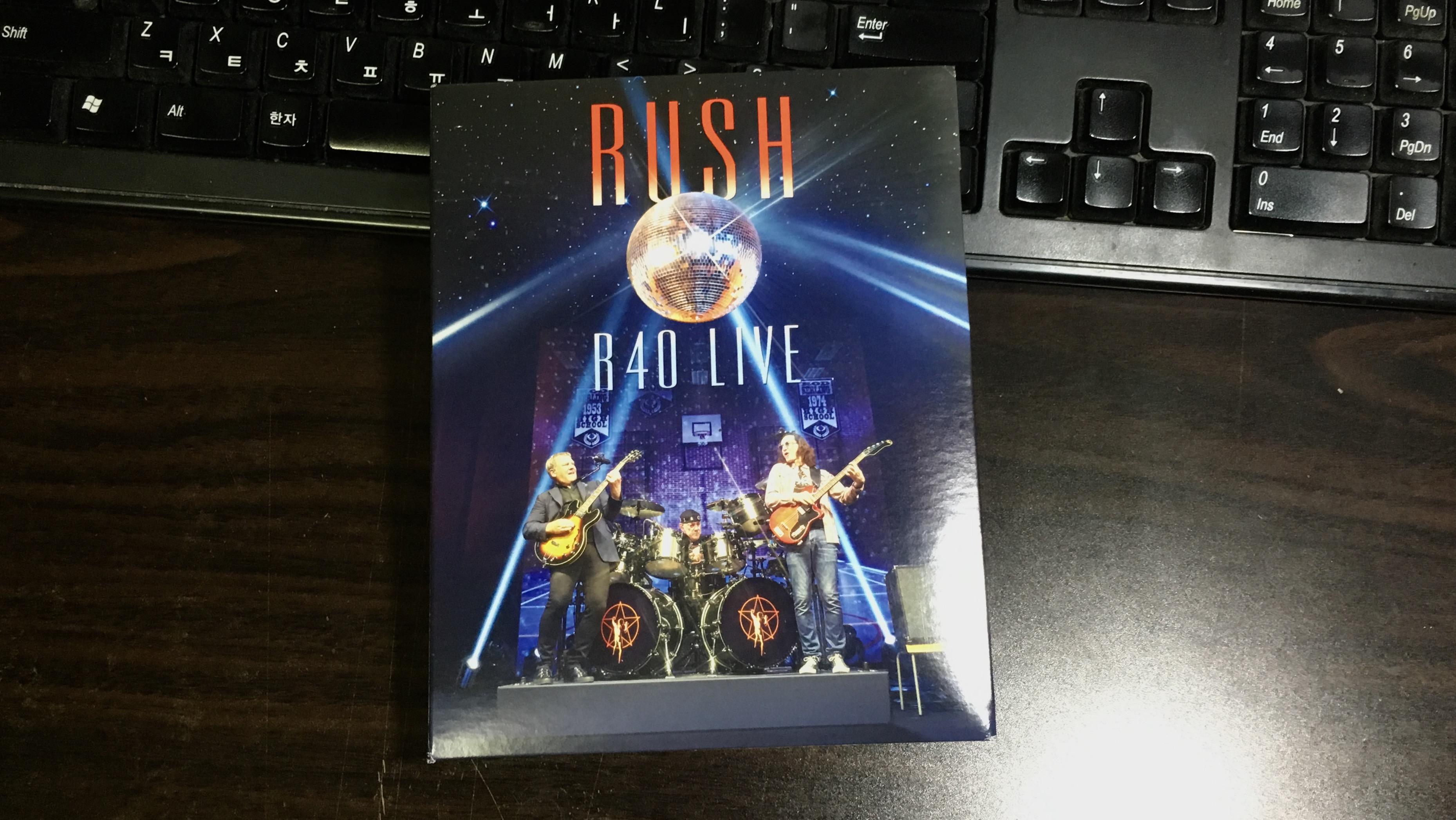 R40 - Rush / 2015