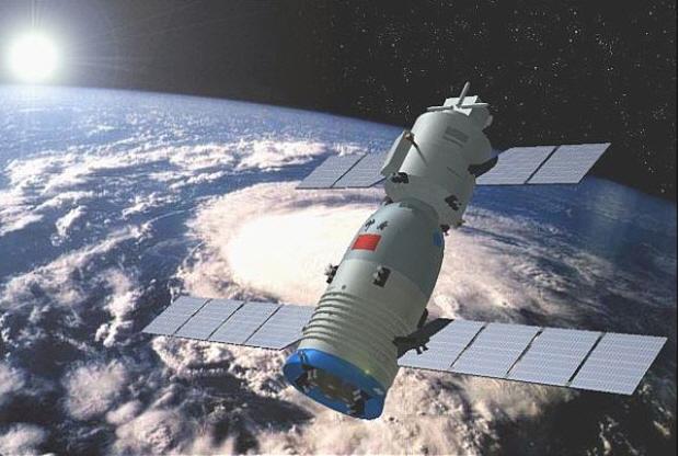 중국의 우주굴기(2022년 우주정거장 건설)와 한국..