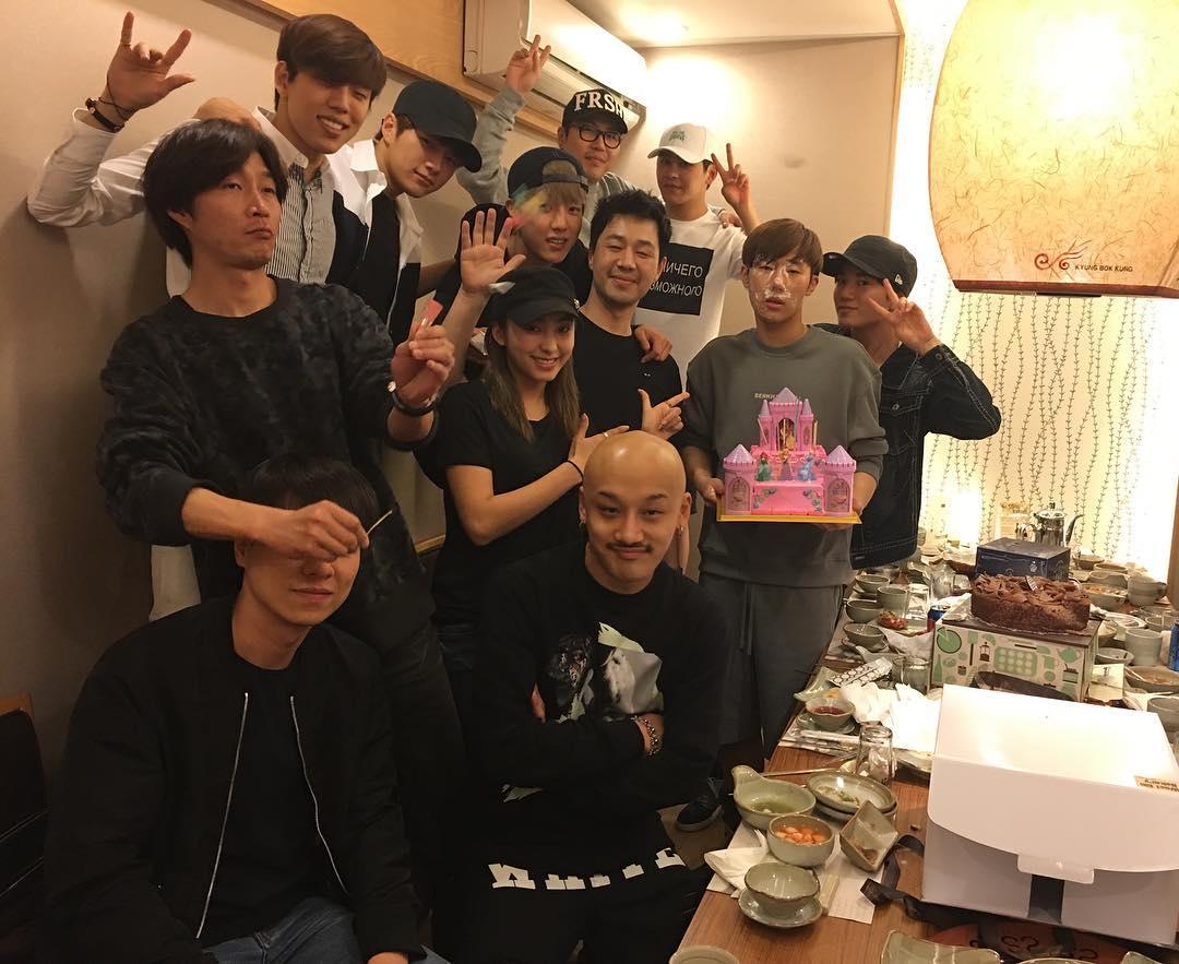 성규 생일 축하