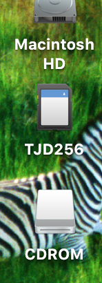 [OS X] iso 이미지로 구운 USB 메모리 초기화